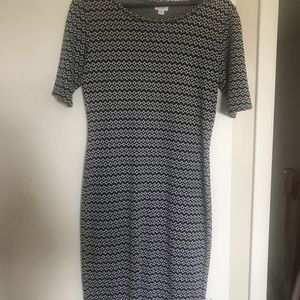 Black and white LulaRoe! Never worn!